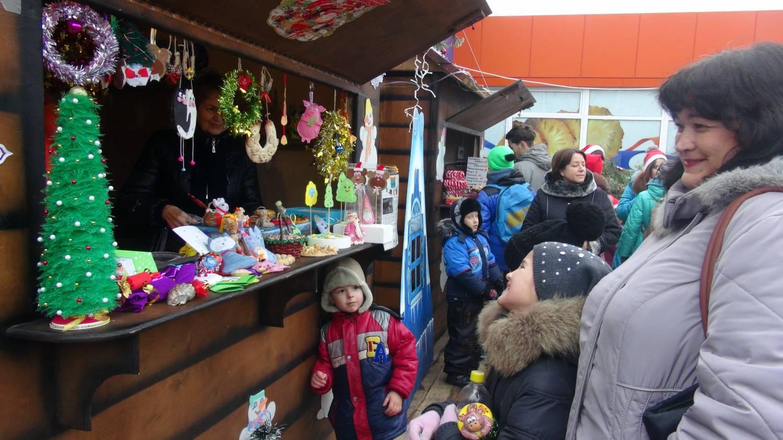 Щорічний зимовий благодійний ярмарок до Дня Святого Миколая та Нового року